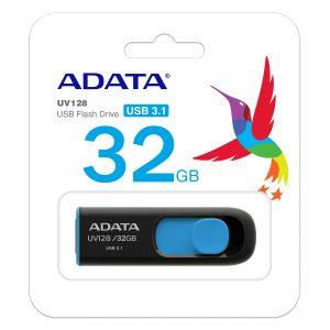 ADATA 32GB DashDrive - Blue